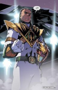 Lord Drakkon, MMPR #11, Hendry Prasetya