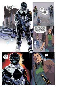 Mighty Morphin Power Rangers #11, Hendry Prasetya, Mastadon Senties