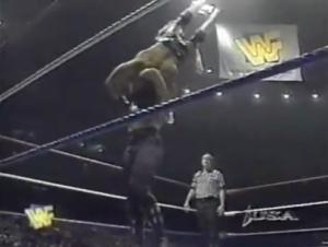 Triple H, Marc Mero, WWF Raw, February 3, 1997