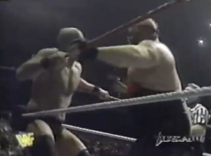 Steve Austin, Vader, WWF Raw, February 3, 1997