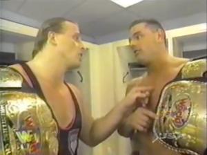 Owen Hart, British Bulldog, WWF Raw, February 3, 1997
