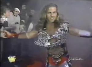 Shawn Michaels, WWF Raw, February 3, 1997