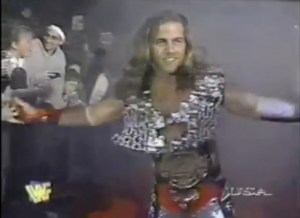 Shawn Michaels, WWF Raw, February 3, 1997