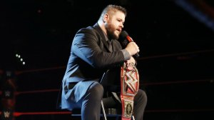 Kevin Owens, WWE Raw, February 20, 2017
