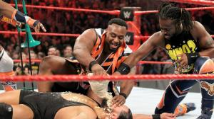 The New Day, Bo Dallas, WWE Raw, February 13, 2017