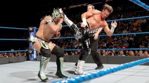 Kalisto, Dolph Ziggler, WWE Smackdown, January 31, 2017