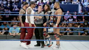 WWE Smackdown, January 31, 2017, American Alpha, The Usos