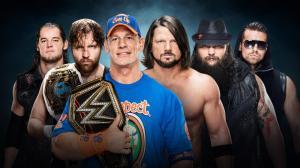 WWE Elimination Chamber 2017, John Cena