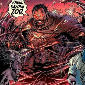General Zod, Suicide Squad #2, Jim Lee