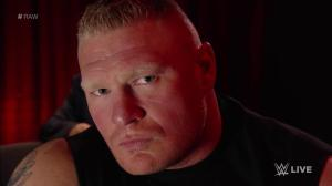 Brock Lesnar, WWE Raw, February 20, 2017