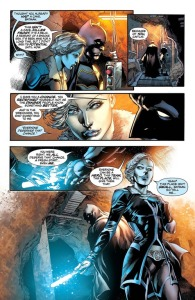 Justice League of America: Rebirth #1, Killer Frost, Batman, Ivan Reis