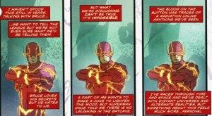 The Flash: Rebirth #1, Carmine Di Giandomenico