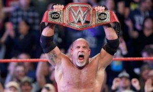 Goldberg, WWE Fastlane 2017