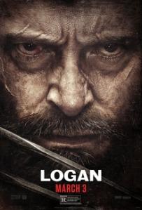 Logan, 2017, Hugh Jackman, poster