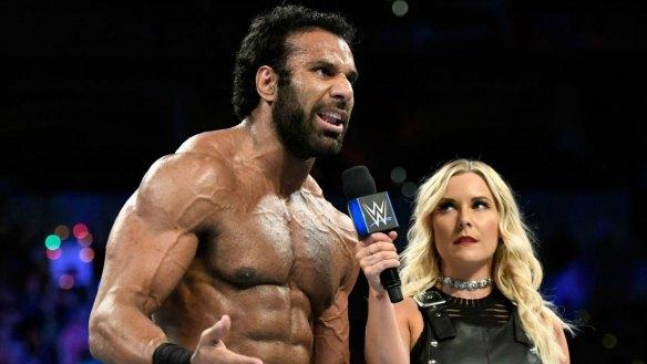 Jinder Mahal No.1 contender for WWE Championship