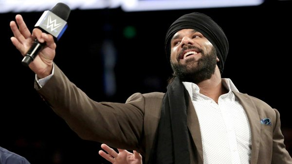 Did Jinder Mahal's Promo on