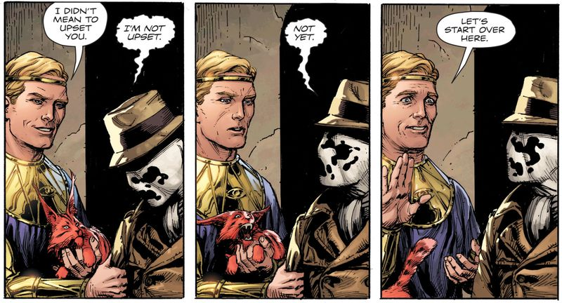 A Doomsday Clock 1 Review I Have A Bad Feeling About This