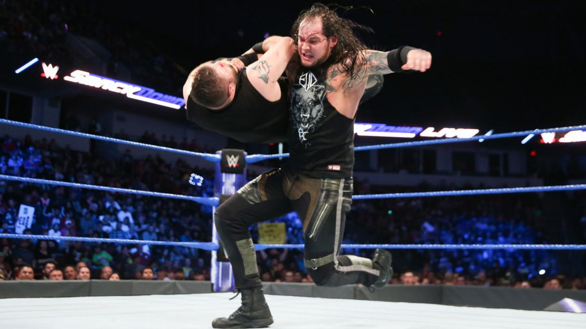 WWE Smackdown 13 February 2018, Results and Updates