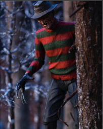 Freddy Krueger by Jeremy Hale