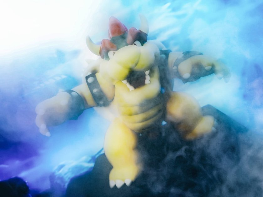 Bowser's Fury by Rip Rocket Photography