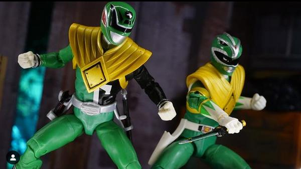 Dafranchise, Green Rangers