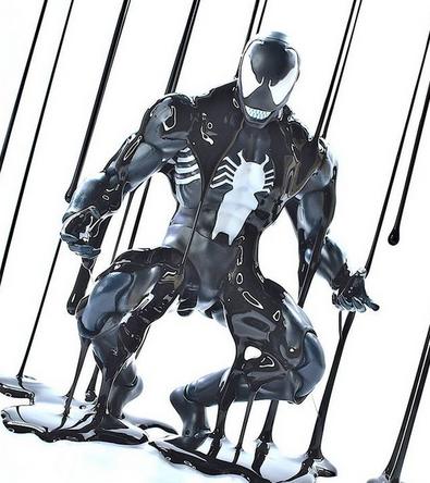 Venom Spidey, Evil Axiotl