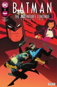Batman The Adventures Continue, cover 2021, Kris Anka