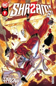 Shazam 1, cover, 2021, Clayton Henry