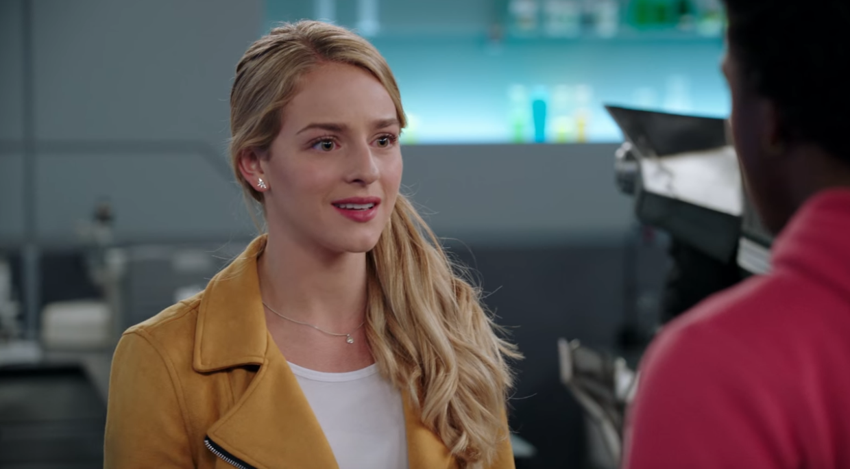 Zoey, Power Rangers Beast Morphers, Tools of the Betrayed