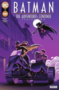 Batman the Adventures Continue Season Two 3, cover, 2021, Stephanie Pepper