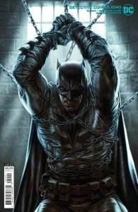 Detective Comics 1040, cover, 2021, Lee Bermejo variant cover