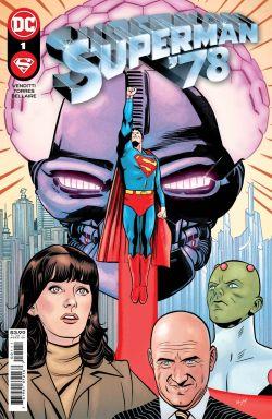Superman 78, cover, 2021, Wilfredo Torres