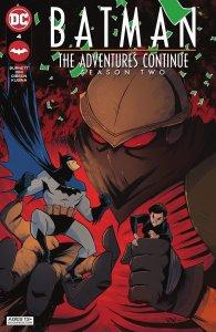 Batman the Adventures Continue Season Two 4, cover, 2021, Rob Guillory